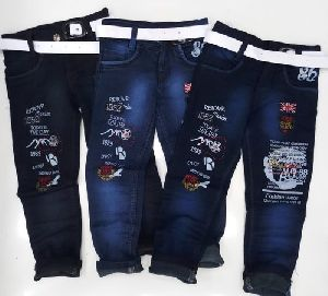 Boys Party Wear Jeans