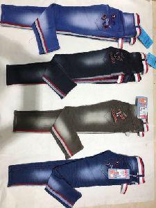 Boys Striped Jeans