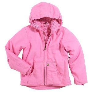 Full Sleeves Baby Girl Jacket