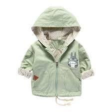 Girls Hooded Jacket
