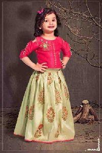 Girls Party Wear Lehenga Choli