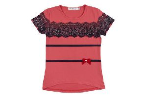 Knitted Girls Top