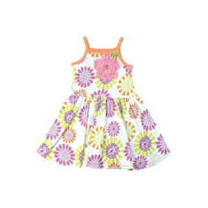 Regular Wear Printed Girls Frock