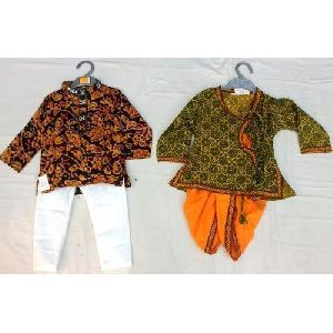 Traditional Kids Wear