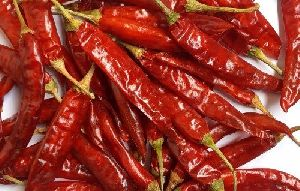 334 Sannam Dried Red Chilli