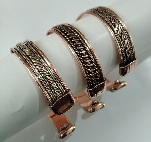 9241 Copper Magnetic Bracelet