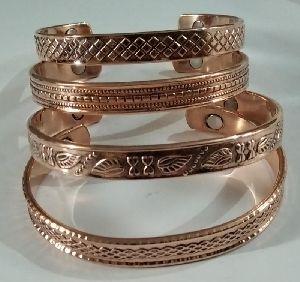 9247 Copper Magnetic Bracelet