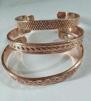 9248 Copper Magnetic Bracelet