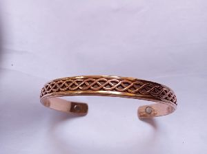 9251 Copper Magnatic Bracelet
