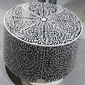Bone Resin Stool