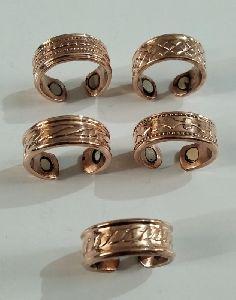 Magnetic Finger Rings