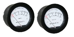Dwyer 2-5205-5PSI Minihelic II Differential Pressure Gauge 0-5 PSI