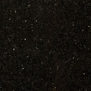 Black Galaxy South India Granite Stone