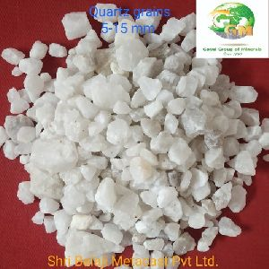 10 mm Large Size Quartz Grains