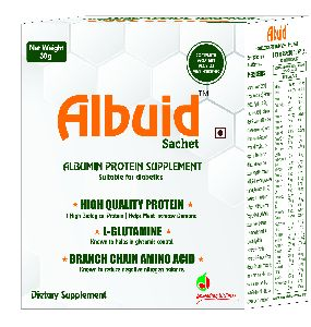 Albuid  albumin supplement with vitamin