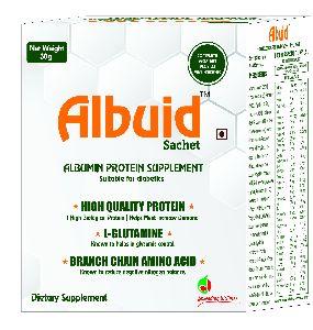 Albuid  albumin supplement with vitamin