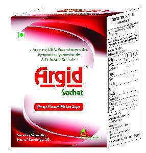 Argid Sachet