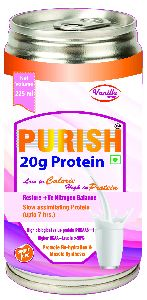 Purish 20g  rtd can