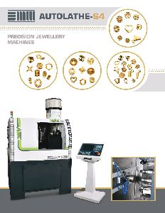 Precision Jewellery Making Machine (Autolathe-S4)