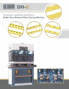 Precision Jewellery Making Machine (DH-2)