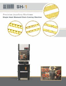Precision Jewellery Making Machine (SH-1)