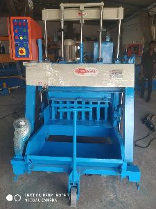 Hydraulic Concrete Block Making Machine (860)