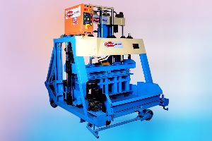 Hydraulic Concrete Block Making Machine (Heavy duty 1119)