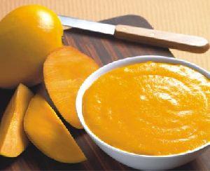Frozen Totapuri Mango Pulp