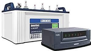 Inverter And Battery