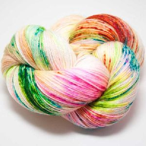 Fibre Dyed Yarn