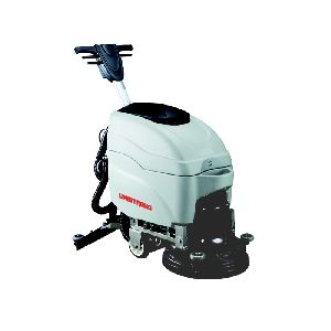 AS-18 Walk Behind Floor Scrubber