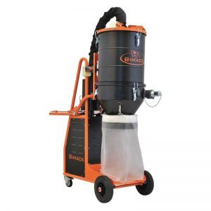 Block Duster 200 Dust Extractors