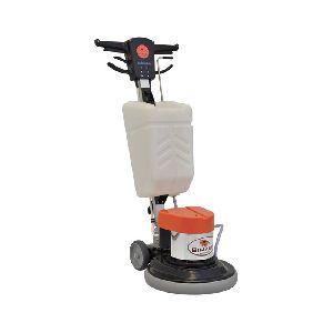 Runner Floor Cleaning and Polishing Machine