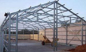 Prefabricated Industrial Shed