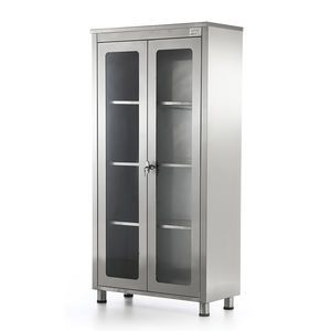 Stainless Steel Instrument Cupboard