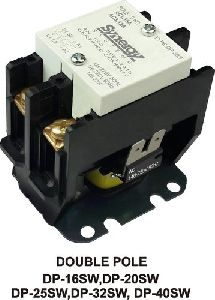Double Pole Definite Purpose Contactor (DP-2)
