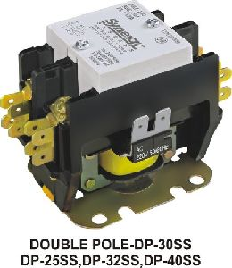 Double Pole Definite Purpose Contactor (DP-30SS)