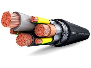 Shielded VFD Cable