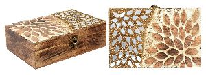 BC -20107 Fancy Wooden Box