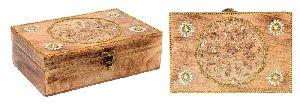 BC -20109 Fancy Wooden Box