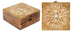 BC -20117 Fancy Wooden Box