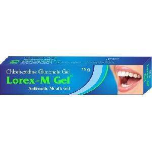 Lorex-M  Mouth Gel