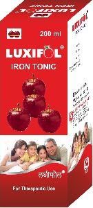 Luxifol Iron Tonic