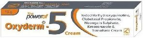 Oxyderm-5 Cream