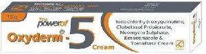 Oxyderm-5 Cream