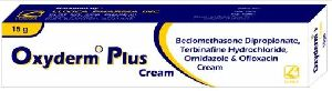 Oxyderm Plus Cream