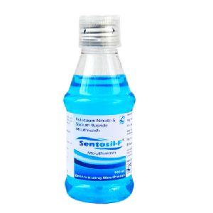Sentosil- F Mouthwash