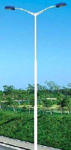 Steel Street Light Pole with Standard Bracket
