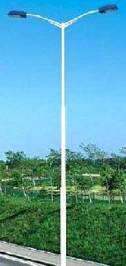 Steel Street Light Pole with Standard Bracket
