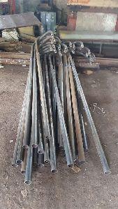 U Bend Light Poles